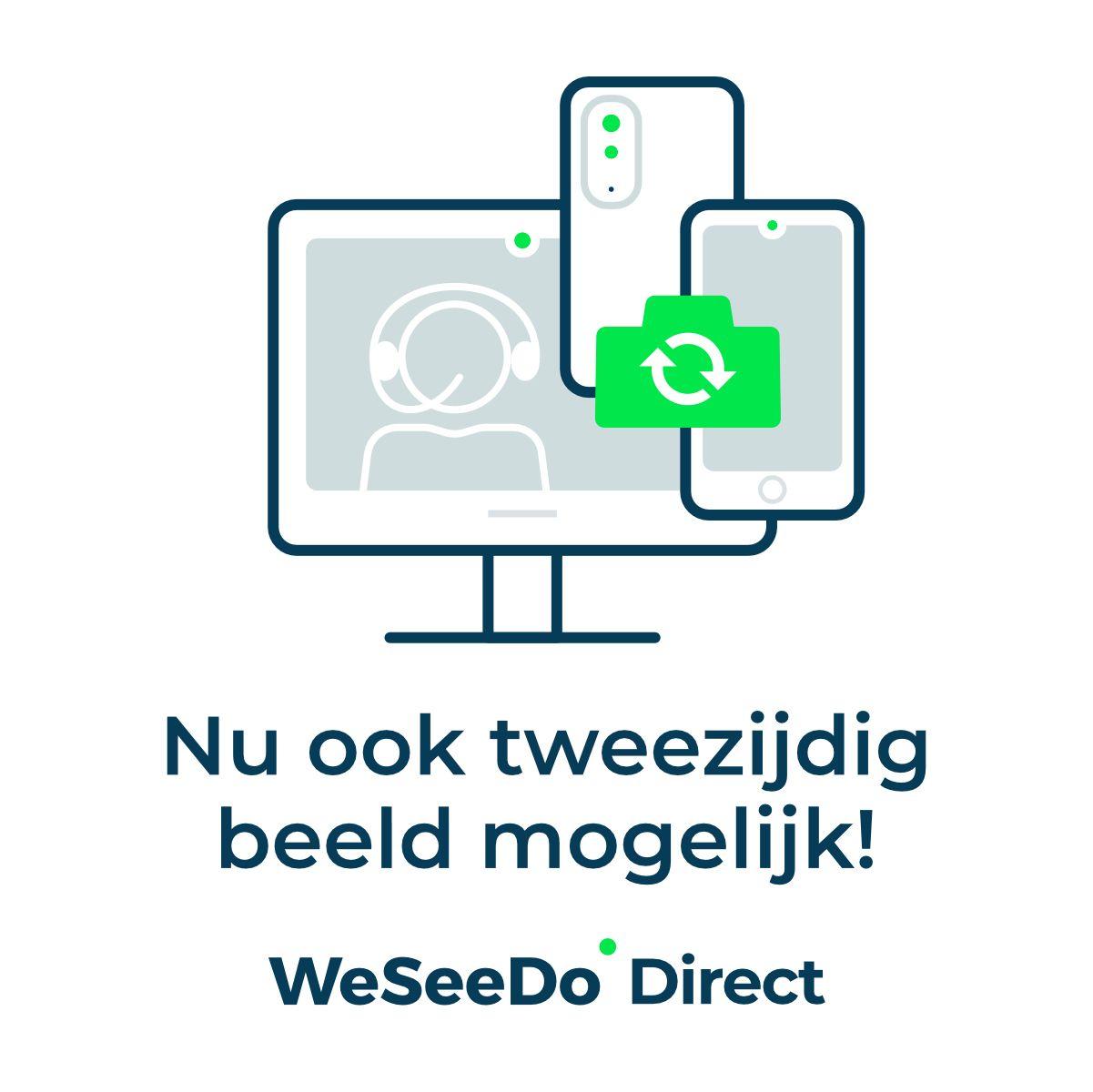 Social images WeSeeDo Direct Tweezijdig Social